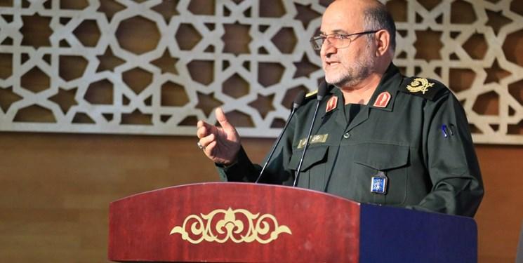 سردار سلیمانی باطلالسحر طرح خاورمیانه جدید بود/ انزوای آمریکا در منطقه و محاصره رژیم صهیونیستی