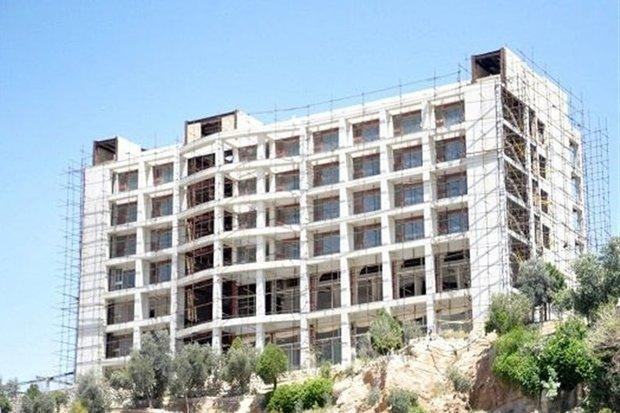 هتل ۲۲ ساله خاک میخورد/ وقتی مدیران صاحب پروژه را نمیشناسند!