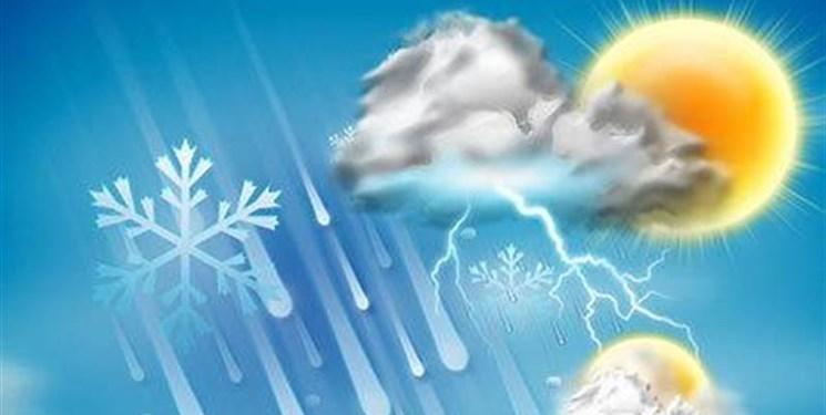خروج سامانه بارشی از لرستان طی غروب امروز/ هوای استان سرد میشود