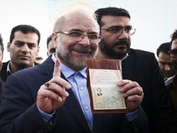 قالیباف ۷۲ درصد آرای مردم تهران را کسب کرد