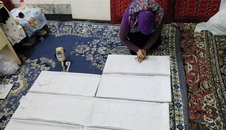 «کارآفرینی» جوان لرستانی؛ مبارزه با کرونا تا توانمندسازی زنان سرپرست خانوار