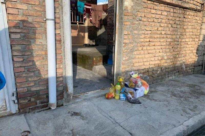 مهربانی در روستای فتاحآباد دلفان کولاک کرد