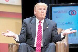 ترامپ هیچ برنامهای جهت کنترل ایران ندارد