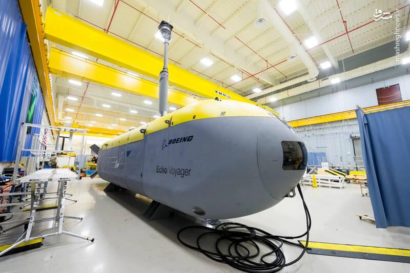 تحقق وعده مهم سرلشکر سلامی ظرف کمتر از ۸ ماه/ رونمایی رسمی سپاه از زیردریایی بدون سرنشین رزمی+عکس