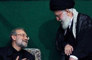 در خصوص حکم جدید رهبر انقلاب برای لاریجانی
