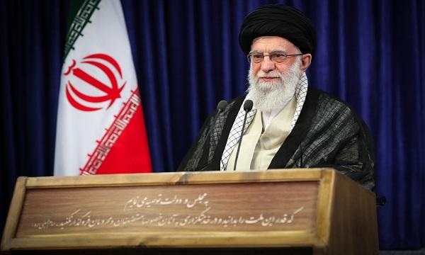امام خامنهای: امام بزرگوار یک انسان تحولخواه و تحولآفرین بود/ بزککنندگان آمریکا نمیتوانند سر خود را بلند کنند