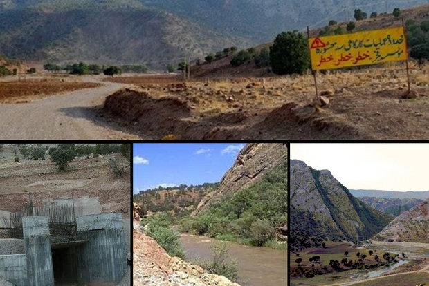 افزایش تخصیص آب «معشوره» پیگیری میشود/ وعده جدید افتتاح ورزشگاه خرمآباد