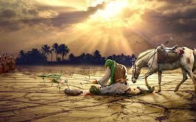 لرستان غرق در ماتم عزای سید و سالار شهیدان