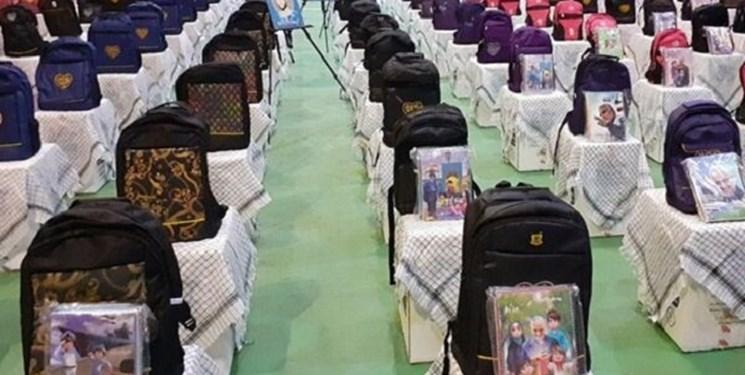 توزیع ۶۳۰۰ بسته کمک آموزشی بین دانش آموزان نیازمند لرستان