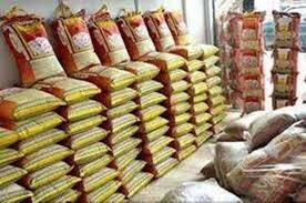 آماده بودن ۷۵۰ تن برنج هندی برای توزیع در بازار لرستان