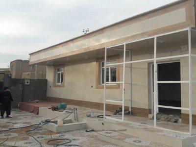 بازسازی و نوسازی سه هزار واحد مسکونی مددجویان لرستان