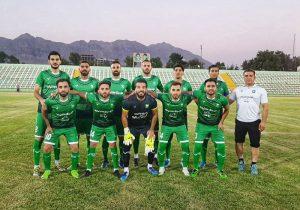 خیبر خرم آباد میزبان استقلال خوزستان