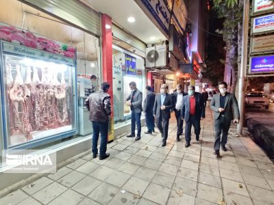 انجام هفت هزار و ۶۴۹ فقره بازرسی از بازار خرمآباد