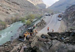 جاده خرمآباد-پلدختر بسته میشود