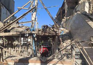 خسارت شدید به منازل مسکونی و خودروهای اطراف/عدم ارائه خدمات به خسارت دیدگان