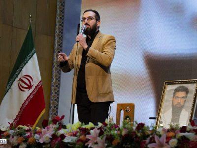 """مراسم نخستین سالگرد شهادت """"مصطفی محمدمیرزایی"""" برگزار شد"""