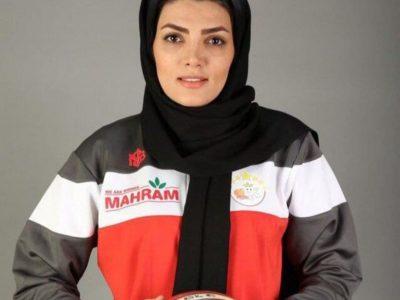بانوی بسکتبالیست لرستانی مربی تیم بسکتبال زنان قطر شد