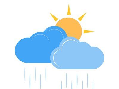 ورود سامانه بارشی به آسمان لرستان از امروز