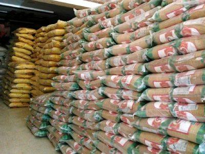 توزیع ۱۴۰۰ تن برنج خارجی برای بازار عید در لرستان