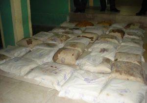 ۱۶کیلوگرم مواد مخدر در پلدختر کشف شد