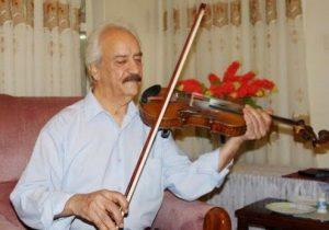 بنیانگذار موسیقی کلاسیک لرستان درگذشت / ویدئو