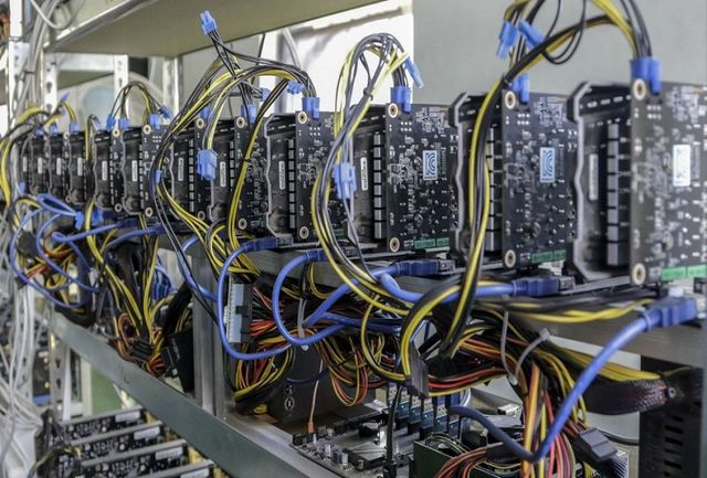 کشف ۶۲۴ دستگاه استخراج ارز دیجیتال در لرستان