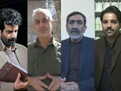 مردمان لر همواره با شرکت در تظاهرات به حمایت از انقلاب اسلامی پرداختند