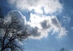 وزش باد شدید و افزایش پوشش ابرها در لرستان