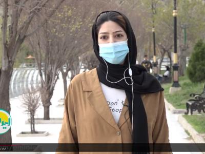 ویدئو / مردم لرستان از سال ۹۹ و سال ۱۴۰۰ می گویند