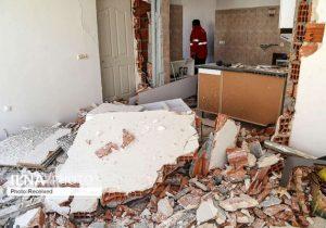 ۶ کشته و مصدوم در حادثه انفجار منزل مسکونی در خرم آباد