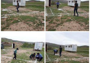 عملیات مدرسه سازی در روستاهای لرستان آغاز شد
