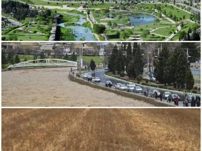 لرستان سرزمین پرآبی، غرق خشکسالی/از مشکل زمین های دیم به بحران آب تامین شرب رسیدیم