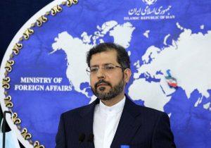 سخنگوی وزارت خارجه: خبر تبادل زندانیان میان ایران و آمریکا تأیید نمیشود