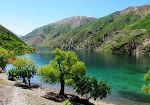 ورود به دریاچه «گهر» ممنوع شد