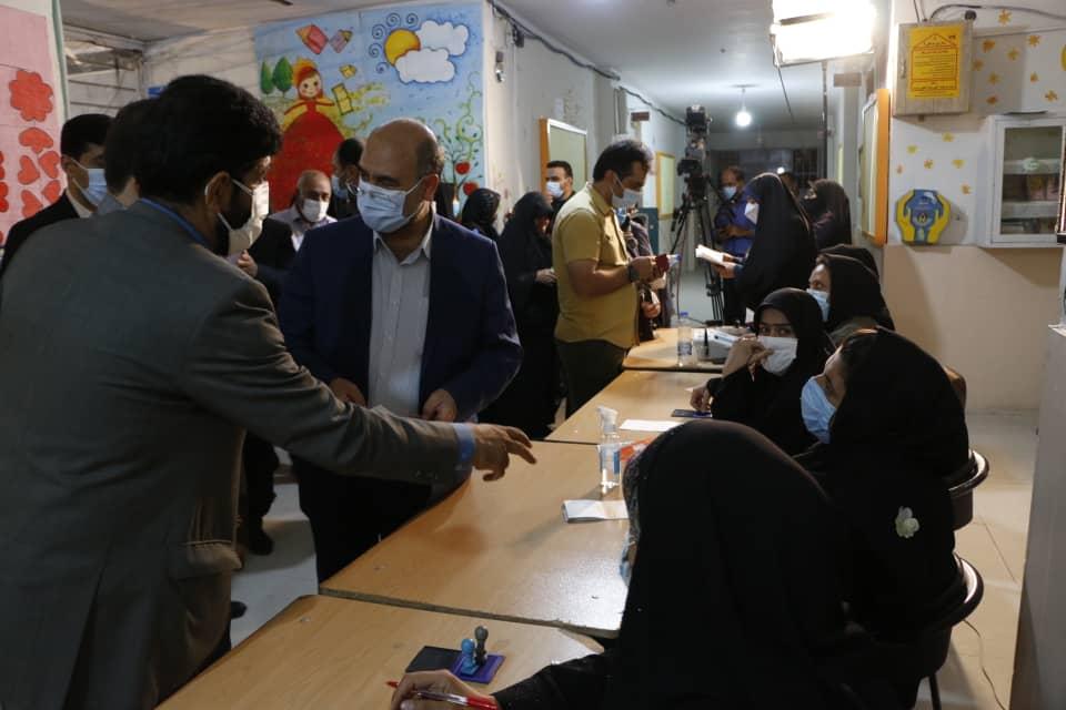 0 8 | حضور پرشور مردم خرم آباد در پای صندوق های رای (2) | امید لرستان