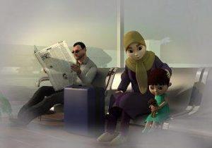 انیمیشن «آسمان و دریا» از لرستان برگزیده جشنواره «ایران قوی» شد