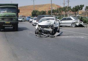 فوت ۴۱۸ نفر پارسال بر اثر حوادث رانندگی در لرستان