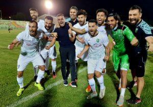 خیبر خرم آباد تهاجمی ترین تیم لیگ یک