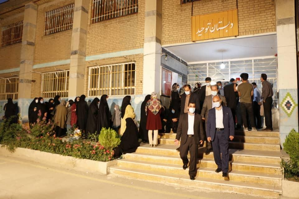 02 1 | حضور پرشور مردم خرم آباد در پای صندوق های رای (2) | امید لرستان