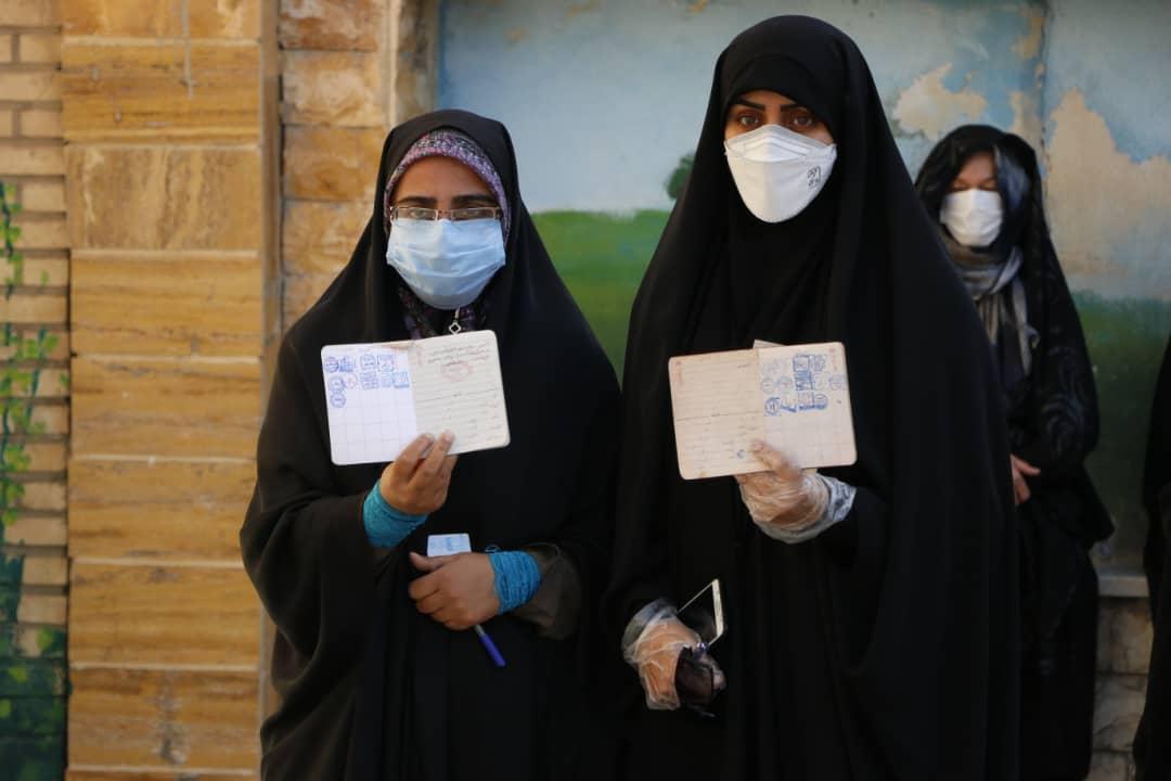 02 2 1 | حضور پرشور مردم خرم آباد در پای صندوق های رای (2) | امید لرستان