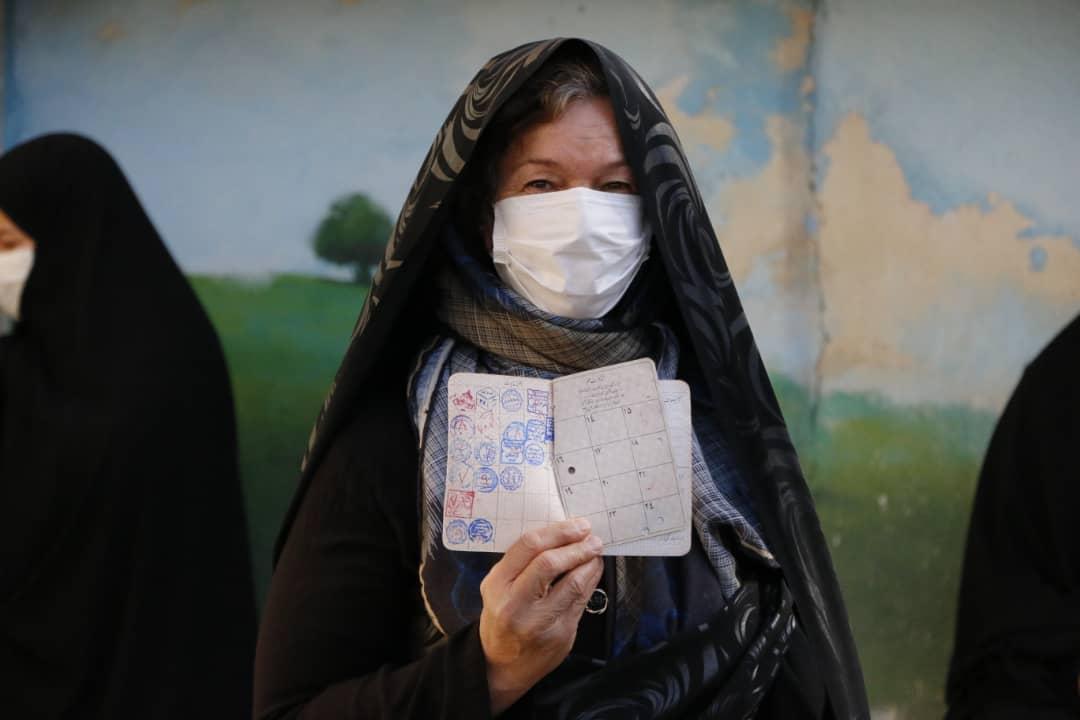 02 3 1 | حضور پرشور مردم خرم آباد در پای صندوق های رای (2) | امید لرستان