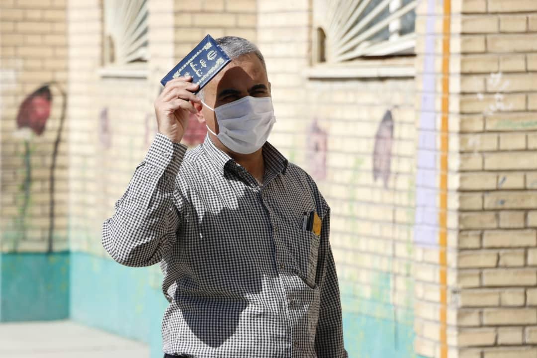 02 5 1 | حضور پرشور مردم خرم آباد در پای صندوق های رای (2) | امید لرستان