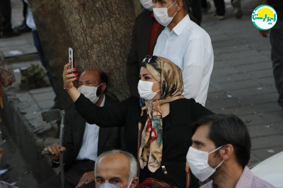 11 | اوج شور و نشاط انتخاباتی به وقت خرم آباد+تصاویر | امید لرستان