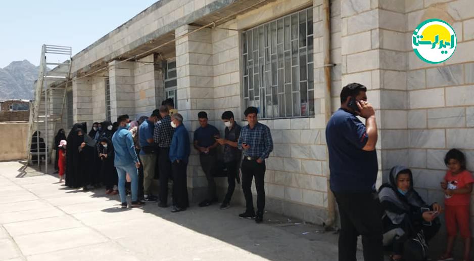 12 2 | حضور پرشور مردم خرم آباد در پای صندوق های رای | امید لرستان