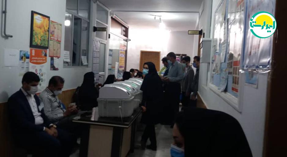 13 1 | حضور پرشور مردم خرم آباد در پای صندوق های رای | امید لرستان