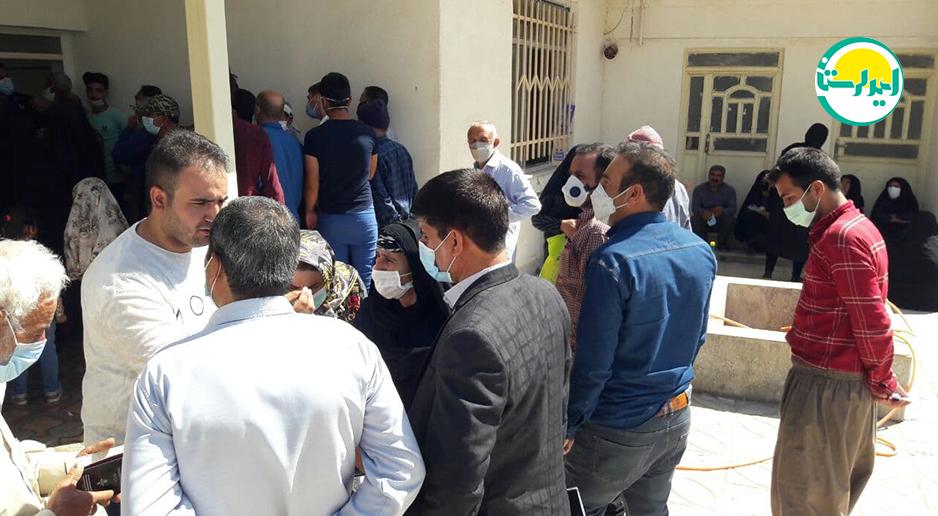 2 3   حضور پرشور مردم شهرستان دلفان در پای صندوق های رای   امید لرستان
