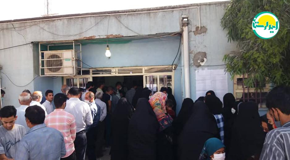 6 3 | حضور پرشور مردم خرم آباد در پای صندوق های رای | امید لرستان