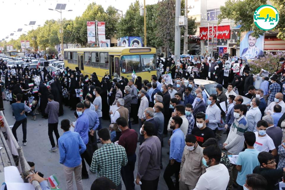 7 | اوج شور و نشاط انتخاباتی به وقت خرم آباد+تصاویر | امید لرستان