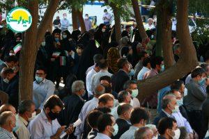 81   تجمع وحدت آفرین هواداران آیت الله رئیسی در خرم آباد+تصاویر   امید لرستان