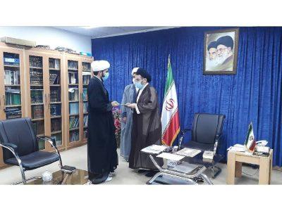 رئیس مجمع مشورتی جوانان دفتر نماینده ولی فقیه معرفی شد